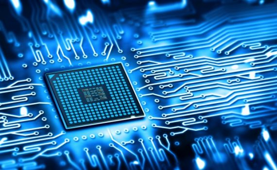secure semiconductor chip